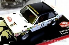 FIAT 131 ABARTH SERVIA   RALLY MONTECARLO 1978 1/43 IXO ALTAYA