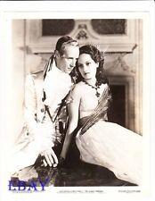 Leslie Howard Merle Oberon VINTAGE Photo Scarlet Pimpernel