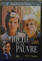 °°° DVD le riche et le pauvre 2 episodes neuf sous blister dvd 3