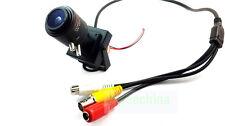 "1/3"" 700TVL 2.8-12mm Manual Focus Zoom Lens Security Audio Camera CCTV Camera"