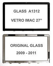 "922-9833 iMac 27"" 2009 - 2011 Glass Panel, Apple A1312 VETRO IMAC 27"" NEW"
