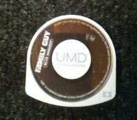 Family Guy Blue Harvest PSP Disc Only UMD Only Rare Movie Playstation
