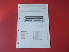 Blaupunkt  T-150 Tuner  org. Service Anleitung Manual 7629160