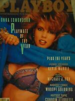 Playboy June 1987 Sondra Elizabeth Grenberg Jenile Harrison Donna #BI6312