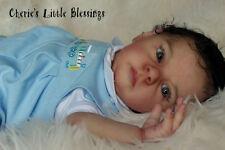Cheries Little Blessings~Reborn Doll~Baby Boy~MAIK~Ethnic~Bi Racial~Natali Blick