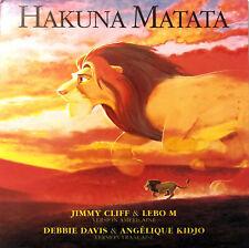 Jimmy Cliff & Lebo M / Debbie Davis & Angélique Kidjo CD Single Hakuna Matata