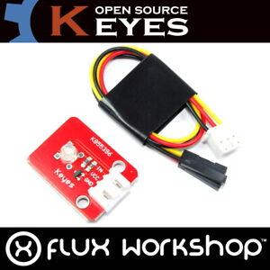 3pcs Keyes 5mm White Straw Hat LED KY-039 Helmet 20cm Arduino Flux Workshop