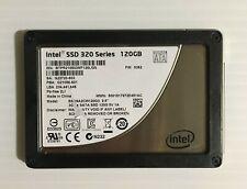 "Intel SSD 320 Series 120GB 2.5"" SSDSA2CW120G3 SATA 3.0Gbp/s 60 DAYS WARRANTY!"
