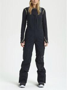 Burton Women's Size XL GORE-TEX (AK) Kimmy 2L Bib Pant True Black