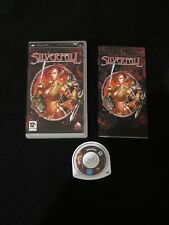 PSP : SILVERFALL - Completo!