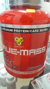 BSN TRUE MASS 2.64KG - HIGH QUALITY WEIGHT GAINER POWDER - strawberry