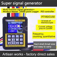 4-20mA Signal Generator Calibration Current Voltage PT100 Pressure Transmitter