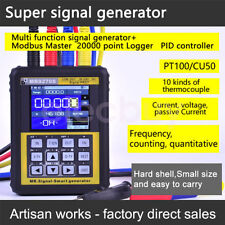4-20mA Signal Generator Calibration Current Voltage PT100 Pressure Transmitter