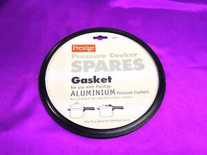 Prestige Aluminium Pressure Cooker Black Gasket Seal 96430 Spare Parts