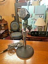 FANTASTIC ARGONNE AR-54 BULLET MICROPHONE ATLAS SOUND HAM RADIO
