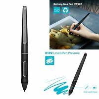 For HUION Tablets Kamvas Pro 13/12/16/Kamvas 16/20 Stylus Pen Touch Screen Pen