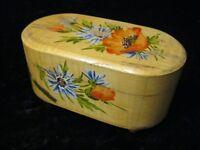 Antiguo Grifón/Caja de Madera/Caja de Madera - Caja de Joyería - Olbernhau