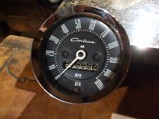 MK1 FORD CORTINA GT SPEEDOMETER  BY AC not Smiths