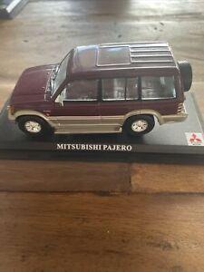 Die Cast Model Mitsubishi Pajero car