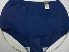 Vanity Fair Perfectly Yours Ravissant Blue Brief Panty, size 6M #15712