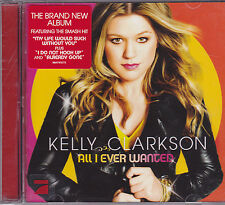 Kelly Clarkson-All I Ever Wanted cd album