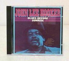 JOHN LEE HOOKER Blues Before Sunrise CD Import Dutch Masters Music West Germany