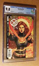 New X-Men #128 1st appearance Fantomex Professor X Mutant Reveal CGC 9.8 NM+/M