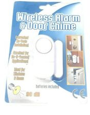 New 1 Wireless Alarm Door Gate Window Entry Bell Chime Hampton Direct Home20975