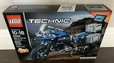 LEGO Technic BMW R 1200 GS Adventure  (42063) New & Seald