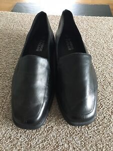 Black womens shoes size 8, extra wide EEE, The Shoe Tailor BRAND NEW