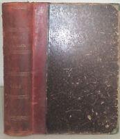 1907 LECTURES POUR TOUS REVUE ILLUSTREE N°1  HACHETTE TITRE FRONTISPICE IN4