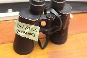 up for sale is vintafe gerber the luxe binoculars  focus free 7 x 50 field 71