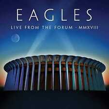 Eagles - Live From The Forum MMXVIII (NEW 2CD,BLU-RAY)