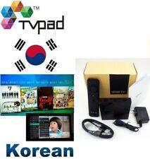 Star TV Korean IPTV Box with 20 Korean TV channels, movies, and dramas