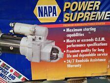 NAPA STRTR 46-5119 BUICK,CHEVY, GMC, ISUZU,OLDSMOBILE & PONTIAC CARS /6473