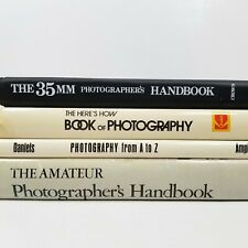 60s/70s Photography Bundle How To Technique Guide Handbook 35mm Kodak Amphoto