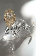 SWAROVSKI DISNEY LION KING MUFASA LION 1048265 MINT BOXED RETIRED RARE