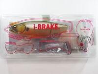 Megabass - i-BRAKE 160mm 1.1/4oz. Slow Floating #04 SILVER SALMON