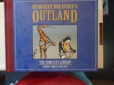 Outland : The Complete Library by Berkeley Breathed (2012, Hardcover)