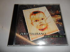 CD zero tolerance-zero for all