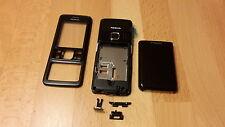 KOMPLETTE, NEUE Beschalung für Nokia 6300 / 6300i Farbe schwarz ; LESEN,  bitte!