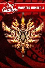 Monster Hunter 4 Ultimate Strategy Guide and Game Walkthrough - Cheats, Tips,...