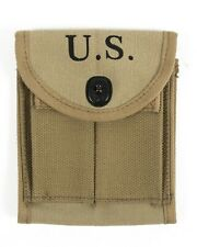 "US WWII M1 Carbine ""Buttstock"" Pouch, Made in USA"