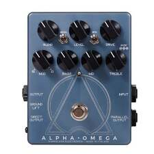 Darkglass Alpha/Omega Bass Distortion Pedal