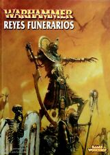 WARHAMMER. REYES FUNERARIOS. Games Workshop Ltd., Citadel Miniatures, 2002