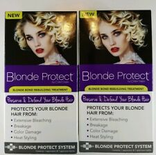 (2-Boxes) Blonde Protect by Color Oops Blonde Bond Rebuilding Treatment *SEALED*