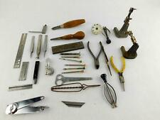 Watchmakers / Jewelers Tools Misc Lot of Vintage