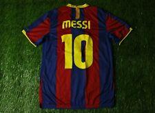 BARCELONA BARCA SPAIN MESSI 2010/2011 FOOTBALL SHIRT JERSEY HOME NIKE ORIGINAL