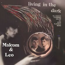 Italo Vinyl Malcom & Leo Living In The Dark 12'' Vinyl