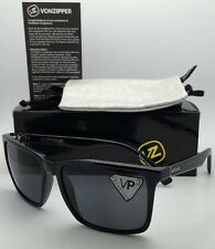 dad6c75cd4 Wildlife Polarized VONZIPPER Sunglasses VZ LESMORE Shiny Black Frame Grey  Lenses